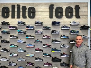 specialty shoe store